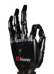 Carbon hand