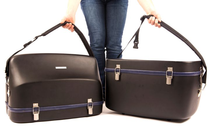 accordion carbon case splitted