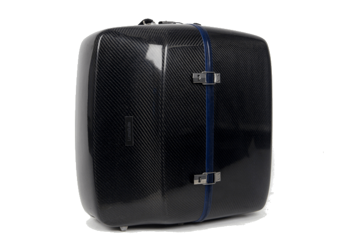 LumaSuite carbon twill standard accordion case up