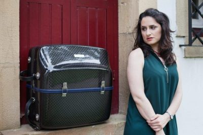 LumaSuite Limited Edition accordion case in action