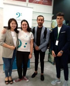 LumaSuite-PIF 2019 stand with Spaccarotella